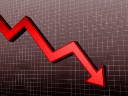 Stock downward