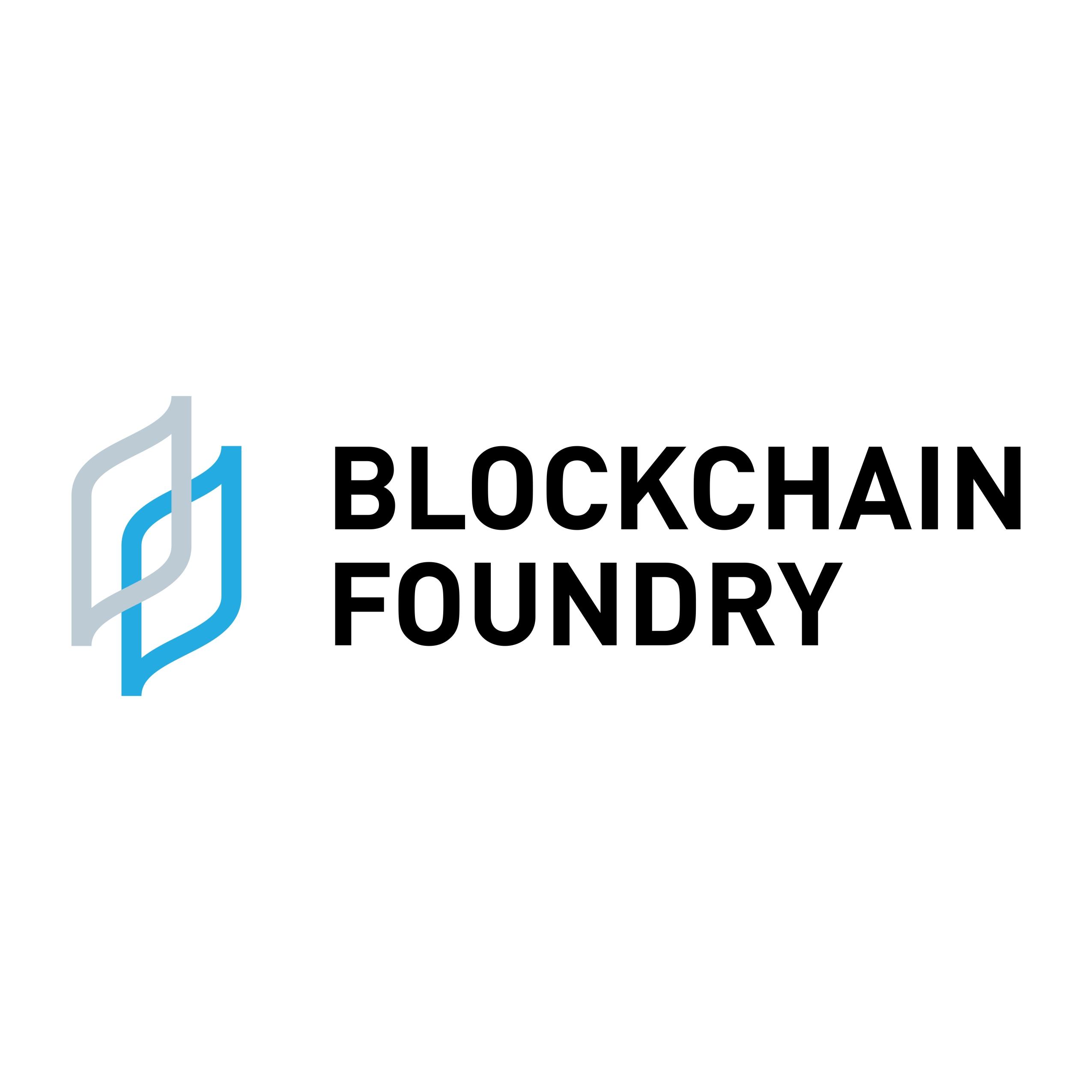 Blockchain Foundry Announces Blockchain Development Agreement with Financial Services Client
