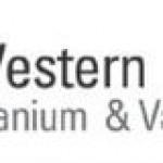 Western Uranium & Vanadium Corp