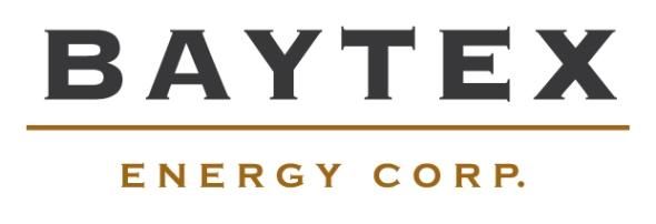 BAYTEX RECEIVES NYSE LISTING NOTIFICATION