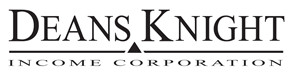 Deans Knight Income CorporationReleases Annual Financial Statements, Management Report of Fund Performance for the year ended December 31, 2019