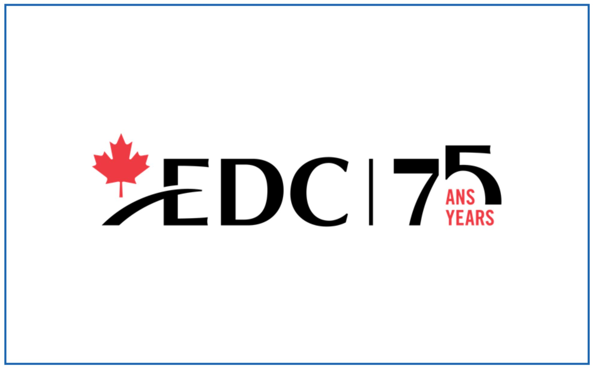 New domestic mandate enhances EDC's role in supporting all Canadian businesses through COVID-19 crisis