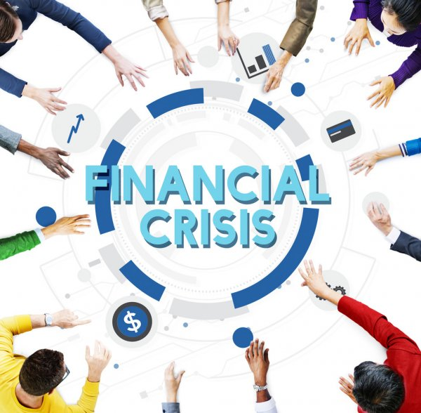 Financial crisis - depositphotos