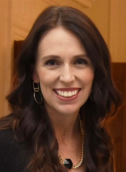 Jacinda Ardern - PM of New Zealand 2