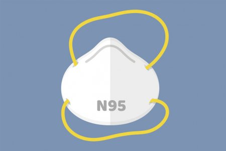 N95 mask - depositphotos