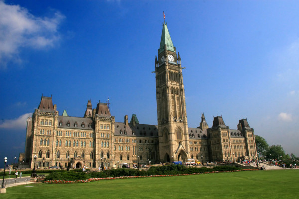 Parliament - Ottawa - depositphotos