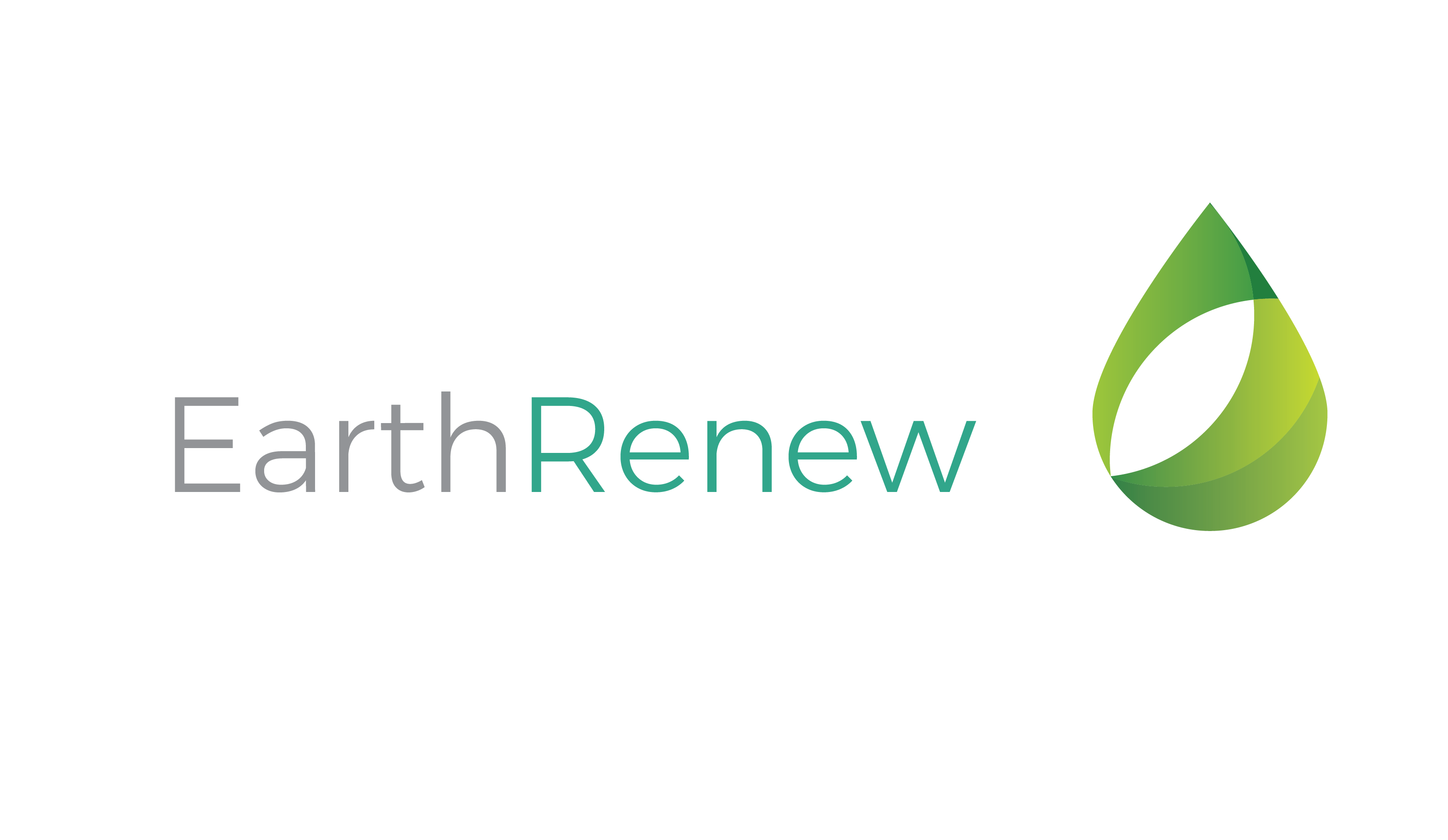 EARTHRENEW DEVELOPS NEW ORGANIC FERTILIZER FORMULATION WITH HIGHER NPK IN COLLABORATION WITH CCm TECHNOLOGIES AND LAUNCHES NEW WEBSITE