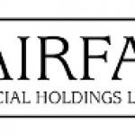 Fairfax Announces Pricing of Senior Notes Offering
