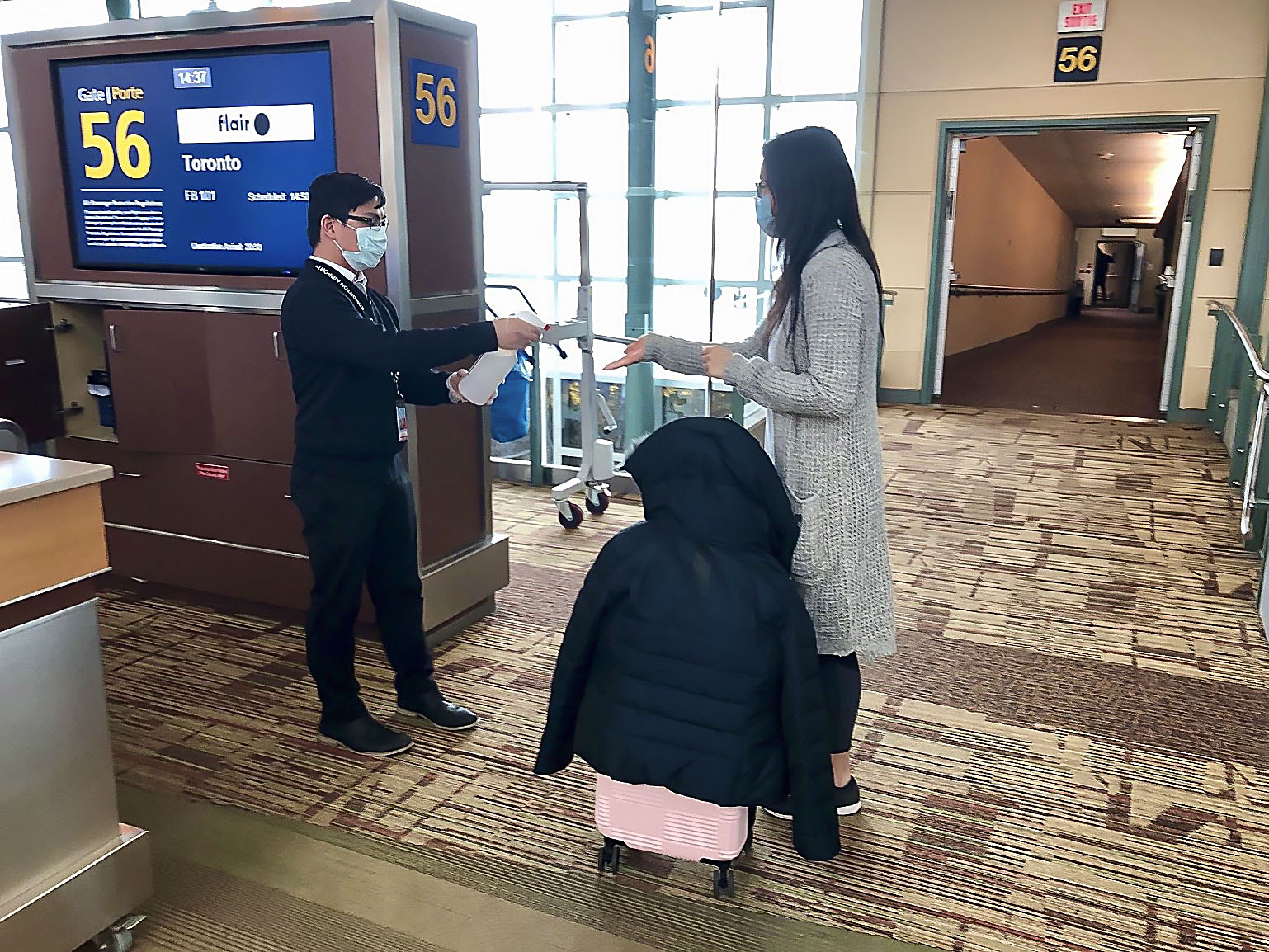 Flair Airlines supporting new Transport Canada mask requirement for travellers in Canada