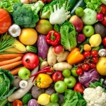 fruits and vegetables - depositphotos
