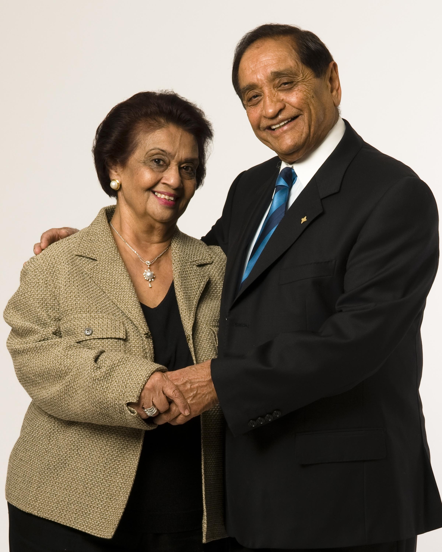 Gulshan and Pyarali Nanji Family Foundation makes $100,000 donation to COVID-19 Response in Calgary