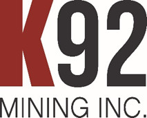 K92 MINING INC ANNOUNCES FIRST QUARTER RESULTS FROM THE KAINANTU GOLD MINE, WITH GOLD EQUIVALENT PRODUCTION OF 19,934 OZ