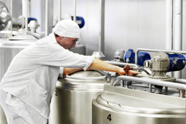 milk processing - depositphotos