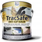 New DIY TracSafe® Anti-Slip Sealer Provides an Instant Safety Solution