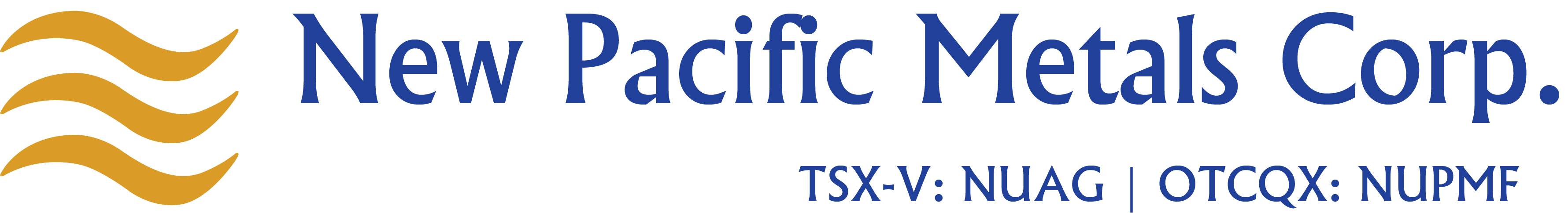 New Pacific Announces Leadership Transition