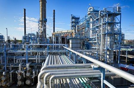 oil refinery - depositphotos