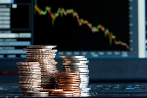 economic recession graph - depositphotos