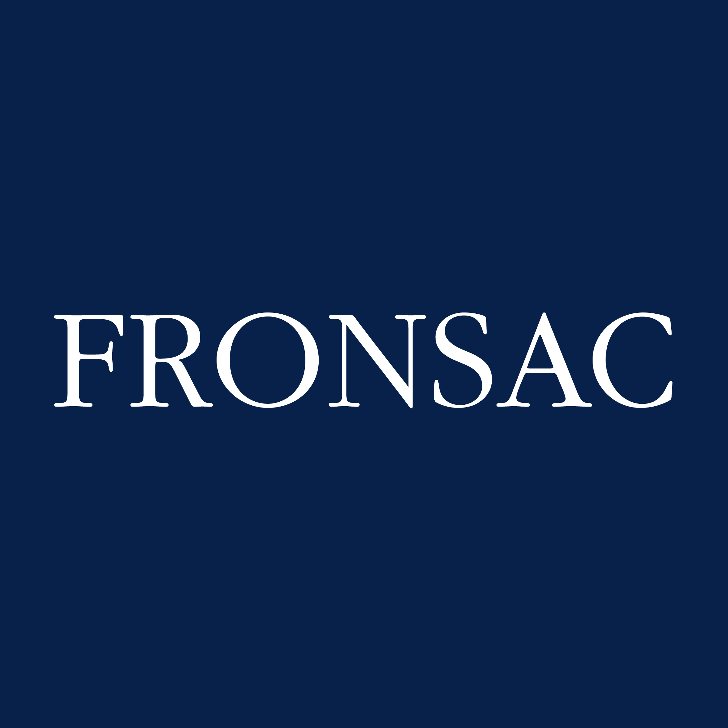 Fronsac Provides Business Update Related to COVID-19