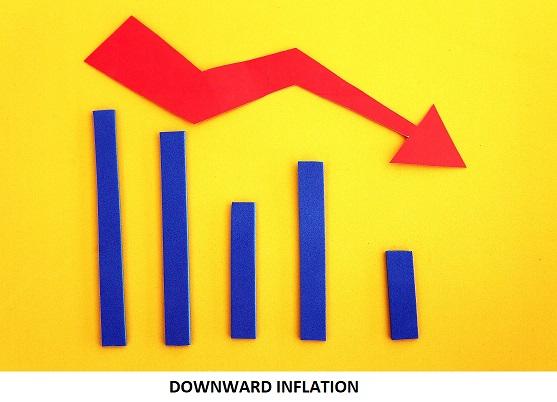 Inflation Downward - smaller