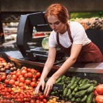 grocery store worker - depositphotos