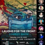 Laughs For The Front – Comedy Show