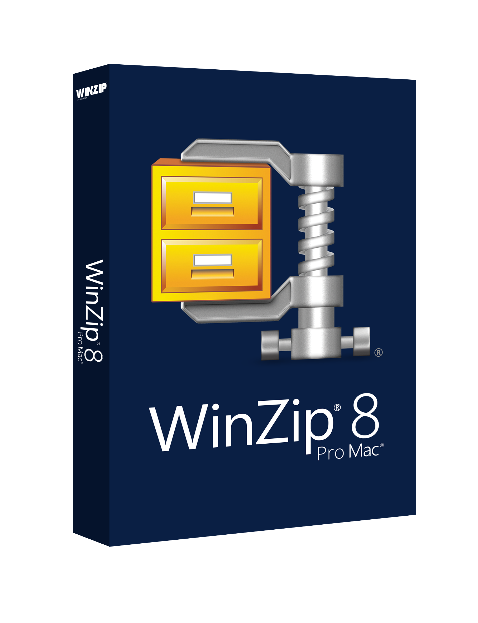 WinZip Mac 8 Pro Boosts Productivity for Filesharing and Backup