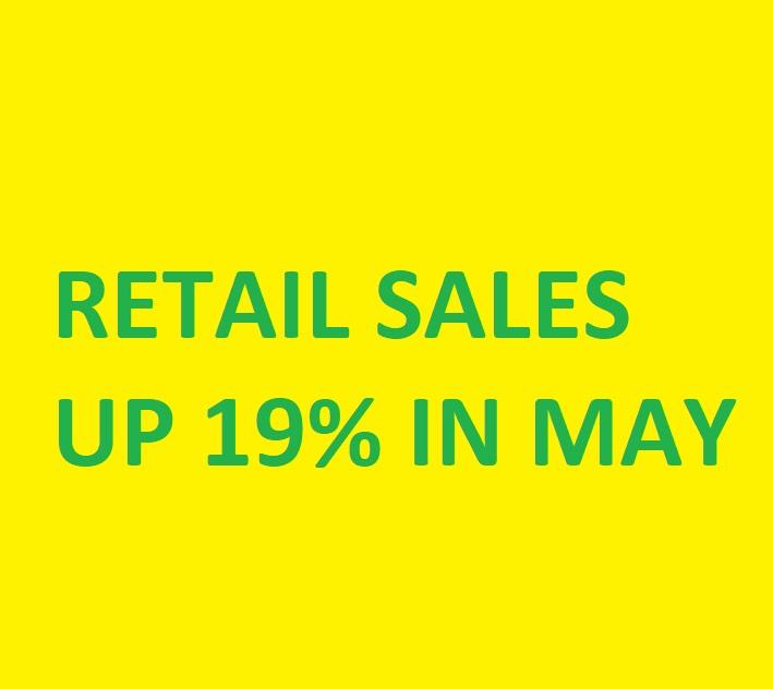 Retail Sales - May 2020