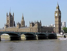 UK House of Parliament