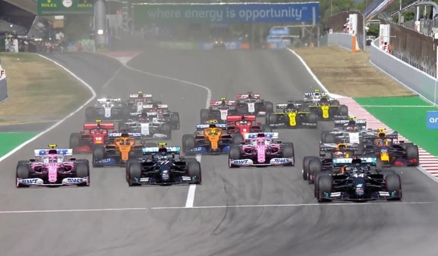 F1 -2020 - Spain 2