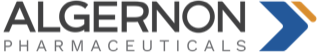 Algernon Announces First Patient Dosed in Phase 2 IPF and Chronic Cough Human Trial of Ifenprodil