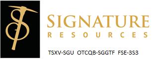 Signature Resources Ltd
