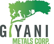 Giyani Announces Positive Results from Processing Trade-off Study