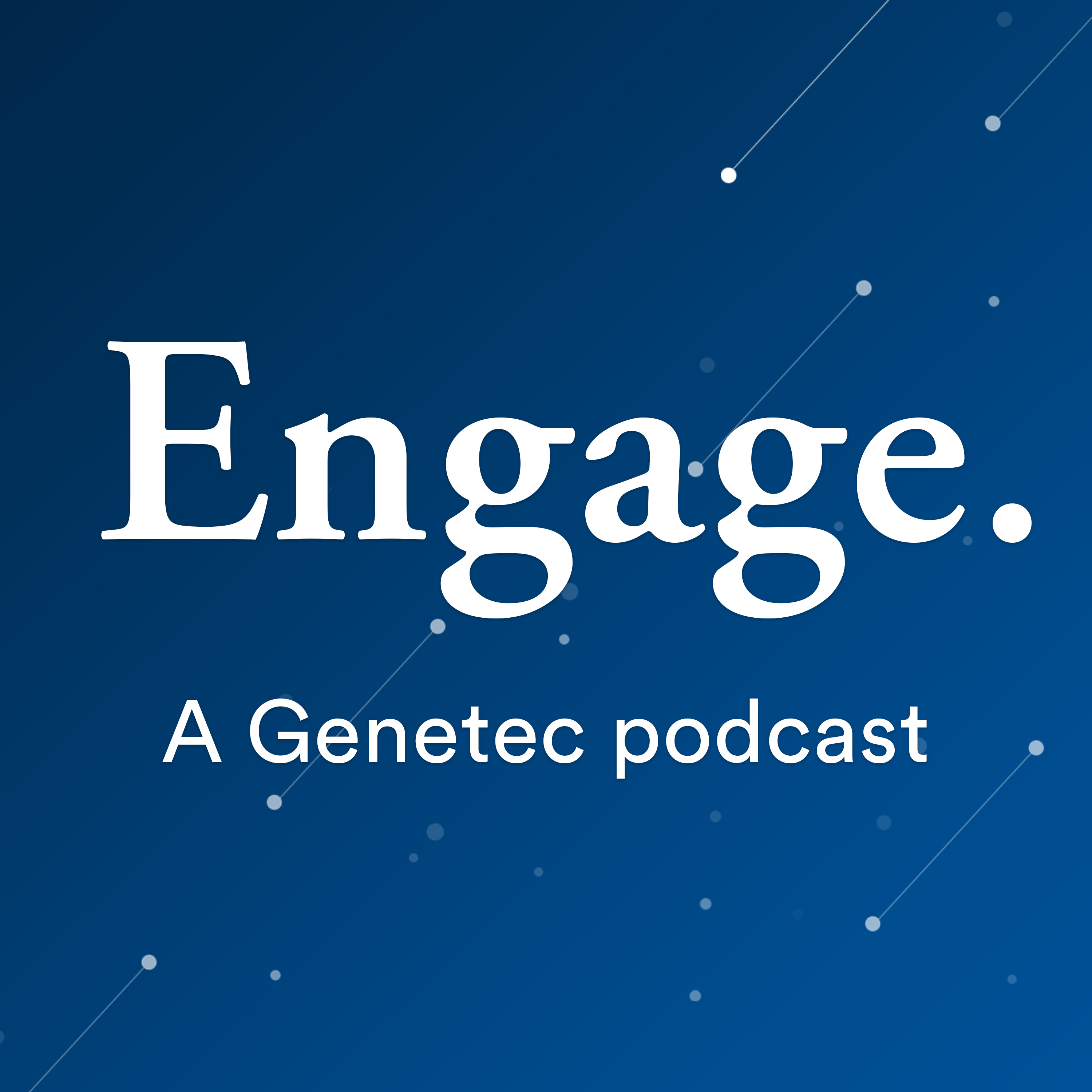 Genetec kicks off new podcast series with Privacy by Design Architect and former Ontario Privacy and Information Commissioner, Dr