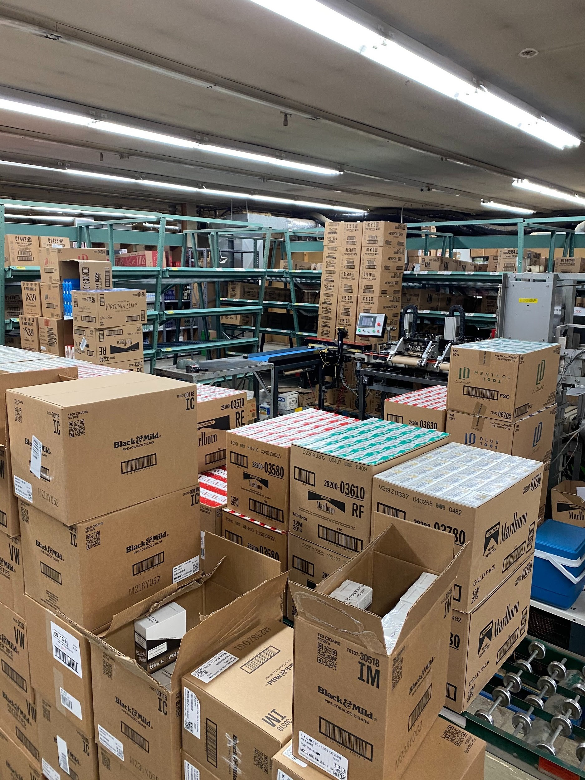 Ohio Tobacco Wholesaler Places Initial Order of Taat Beyond Tobacco™