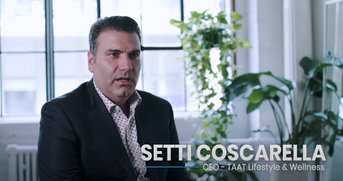 """""""Past, Present, Future"""": Taat CEO Sets the Scene for the Next Steps of Beyond Tobacco™ in New Corporate Video"""