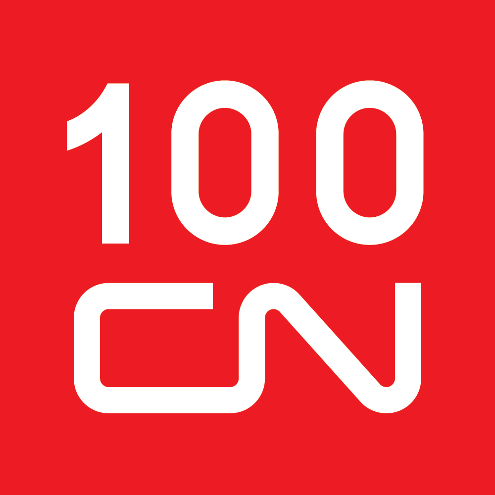 CN Named one of Canada's Top 100 Employers