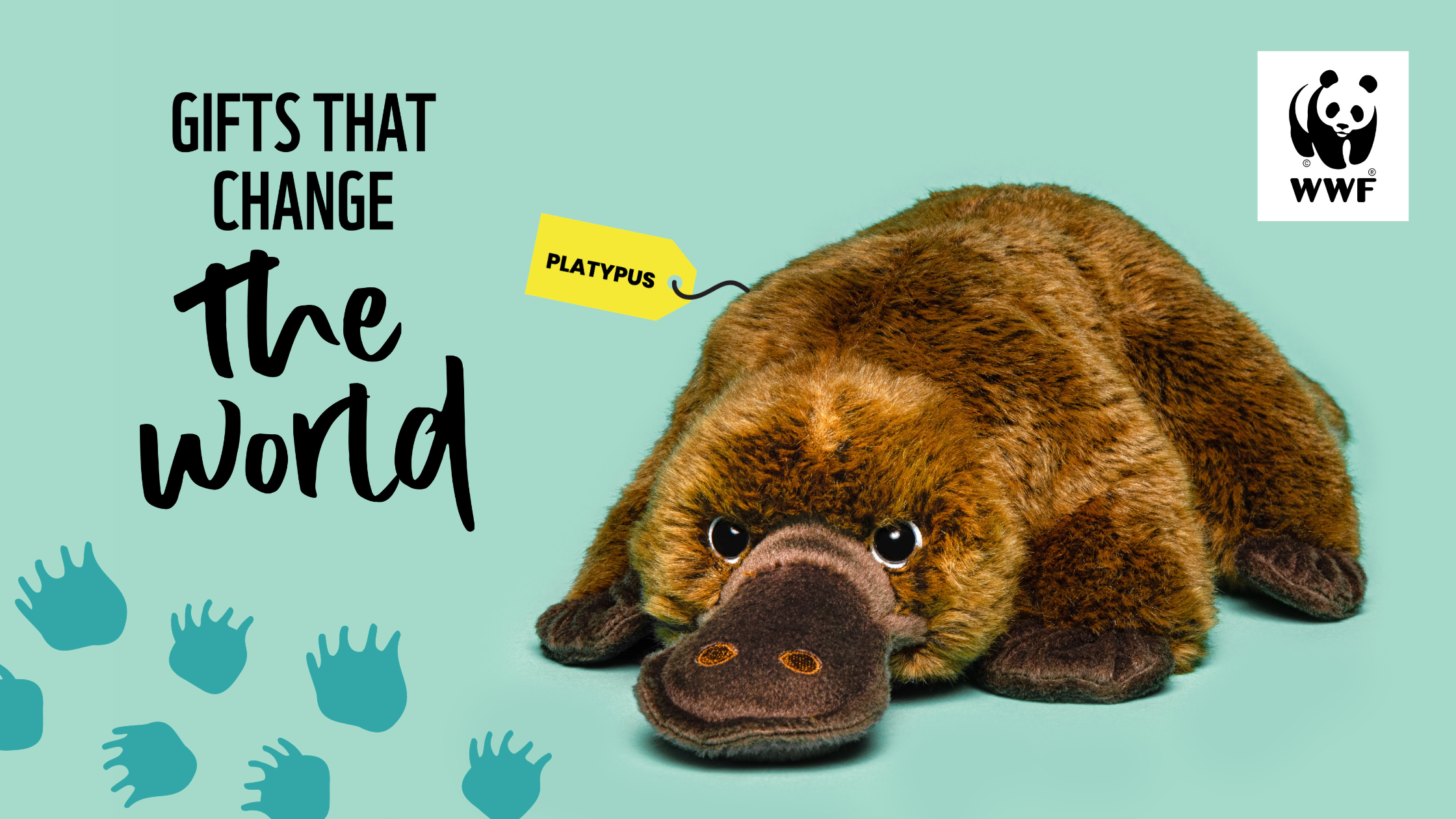 MEDIA ADVISORY: WWF-Canada's guide to Gifts That Change the World