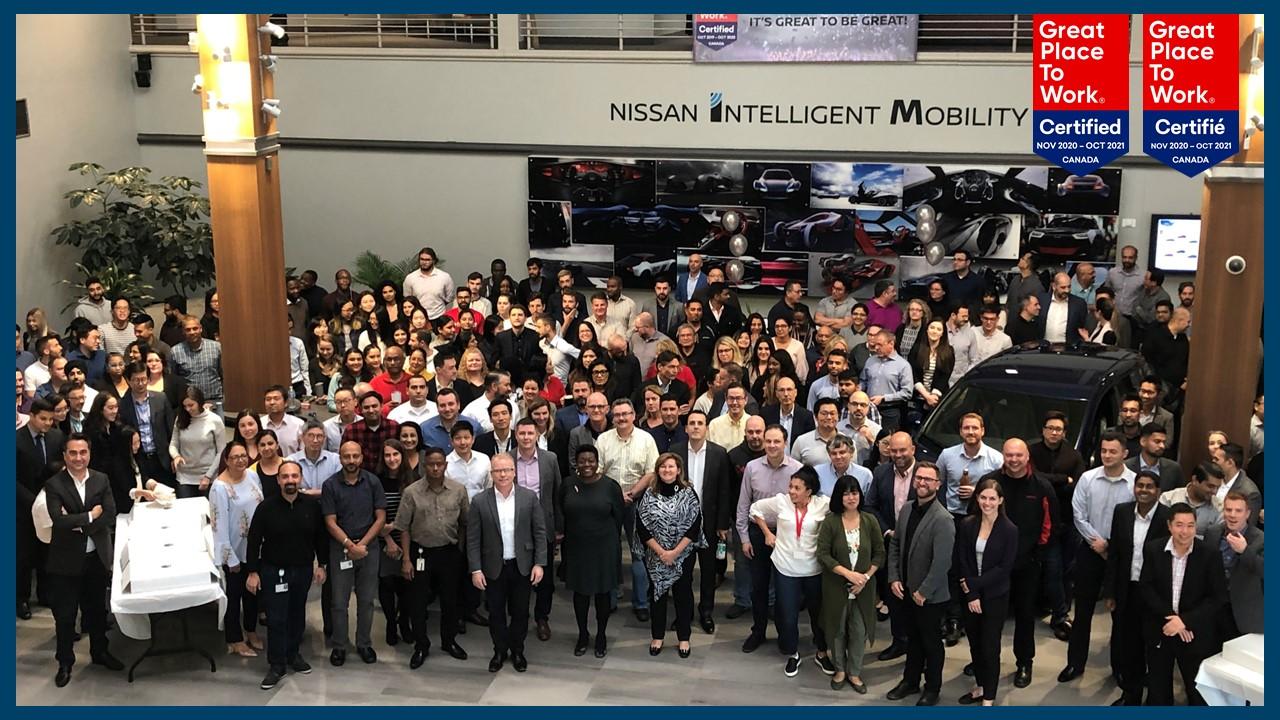 Nissan Canada Inc