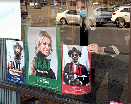 """Sneak Peek"": Taat Reveals First Placements of In-Store Graphics in Select Locations of Ohio Tobacco Retailers"