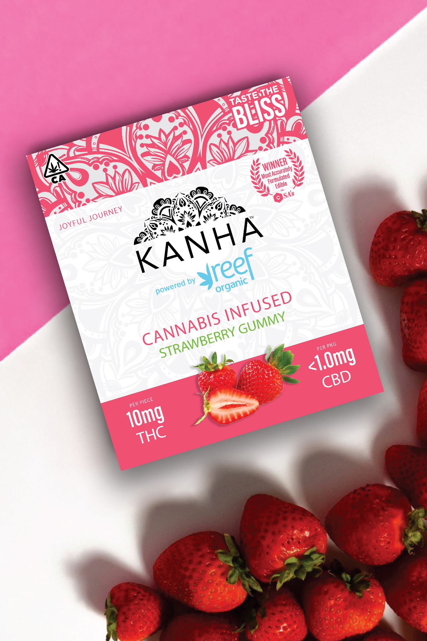 Aqualitas and Sunderstorm partner to bring Kanha Edible Gummies to the Canadian Cannabis Market