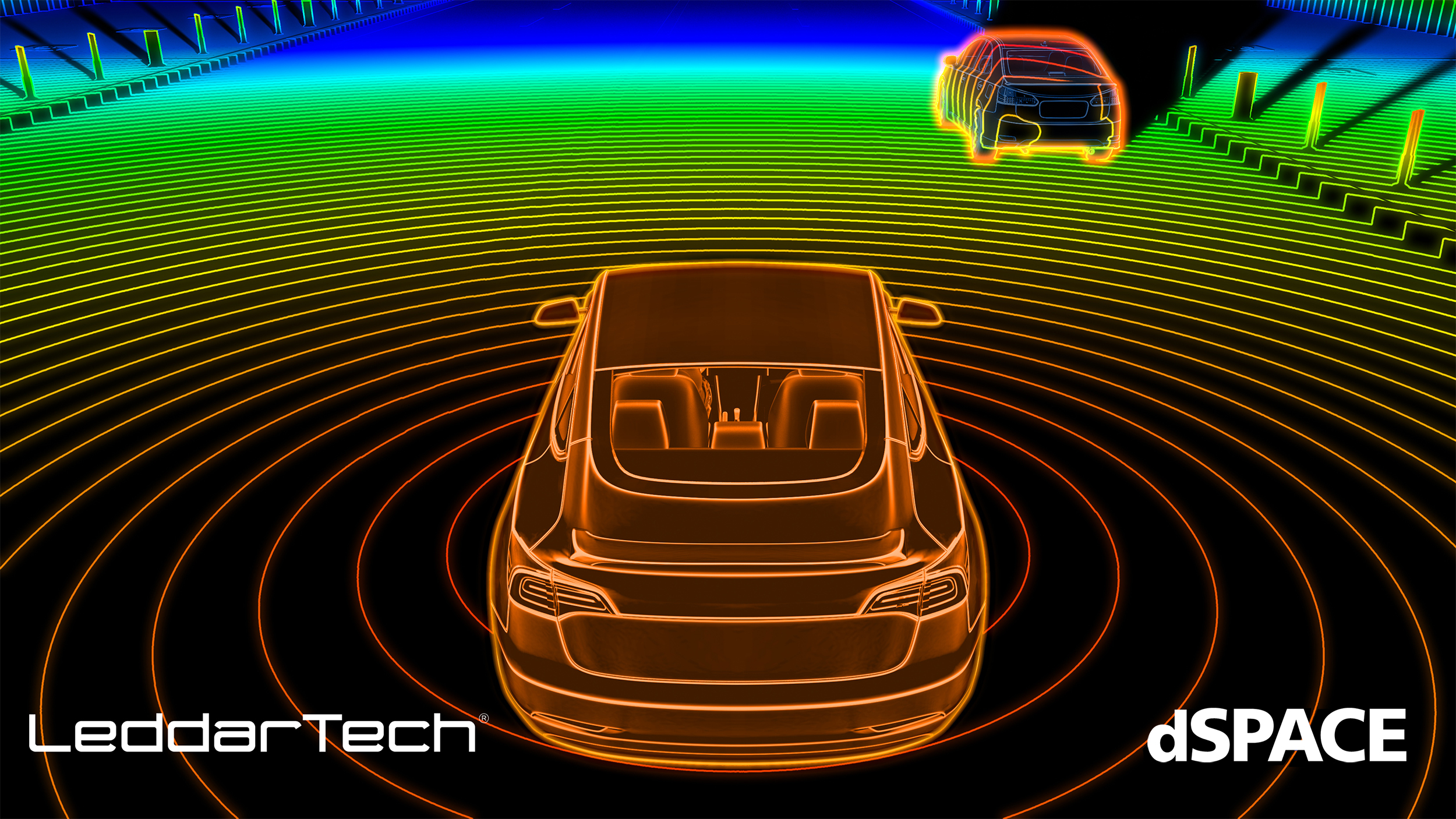 dSPACE and LeddarTech Join Forces to Drive Development of Lidar Innovations for Self-Driving Cars