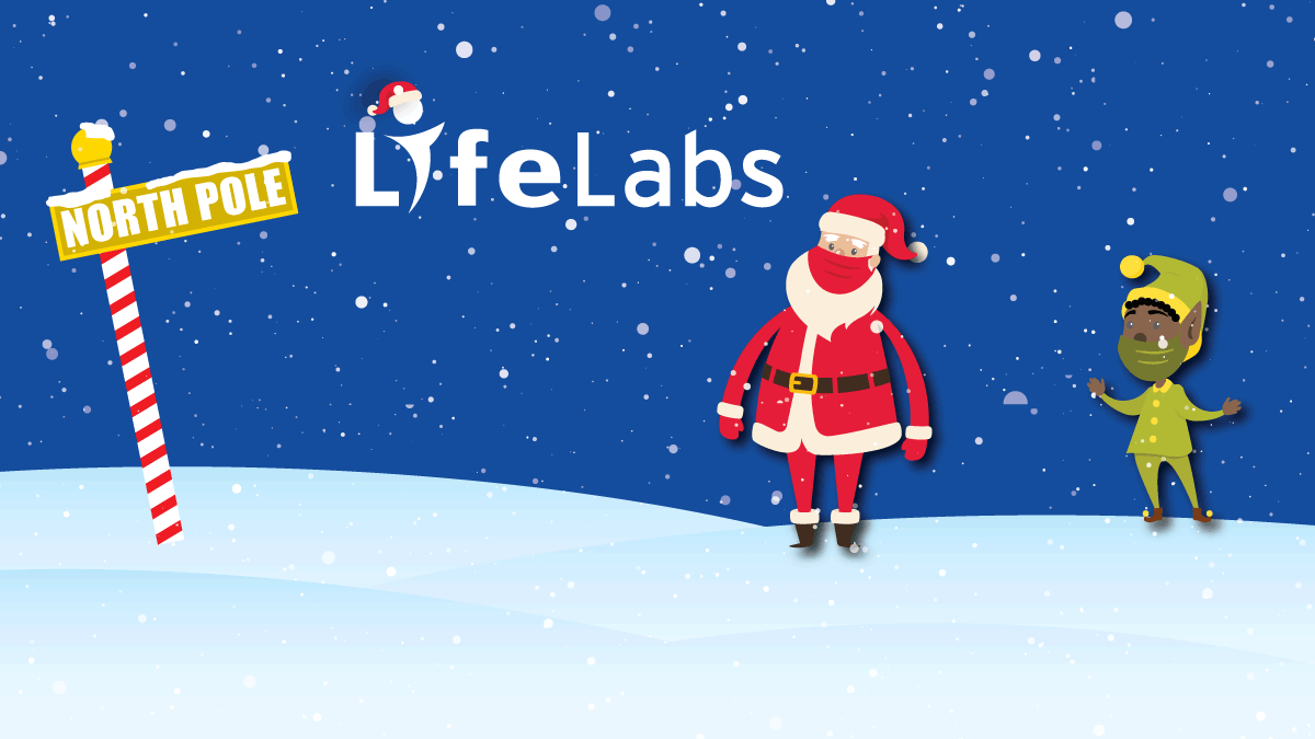 LifeLabs' WorkClear Program to Support Santa's Workshop in the lead up to the Holiday Season