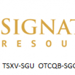Signature Resources Announces Closing of Additional Private Placement