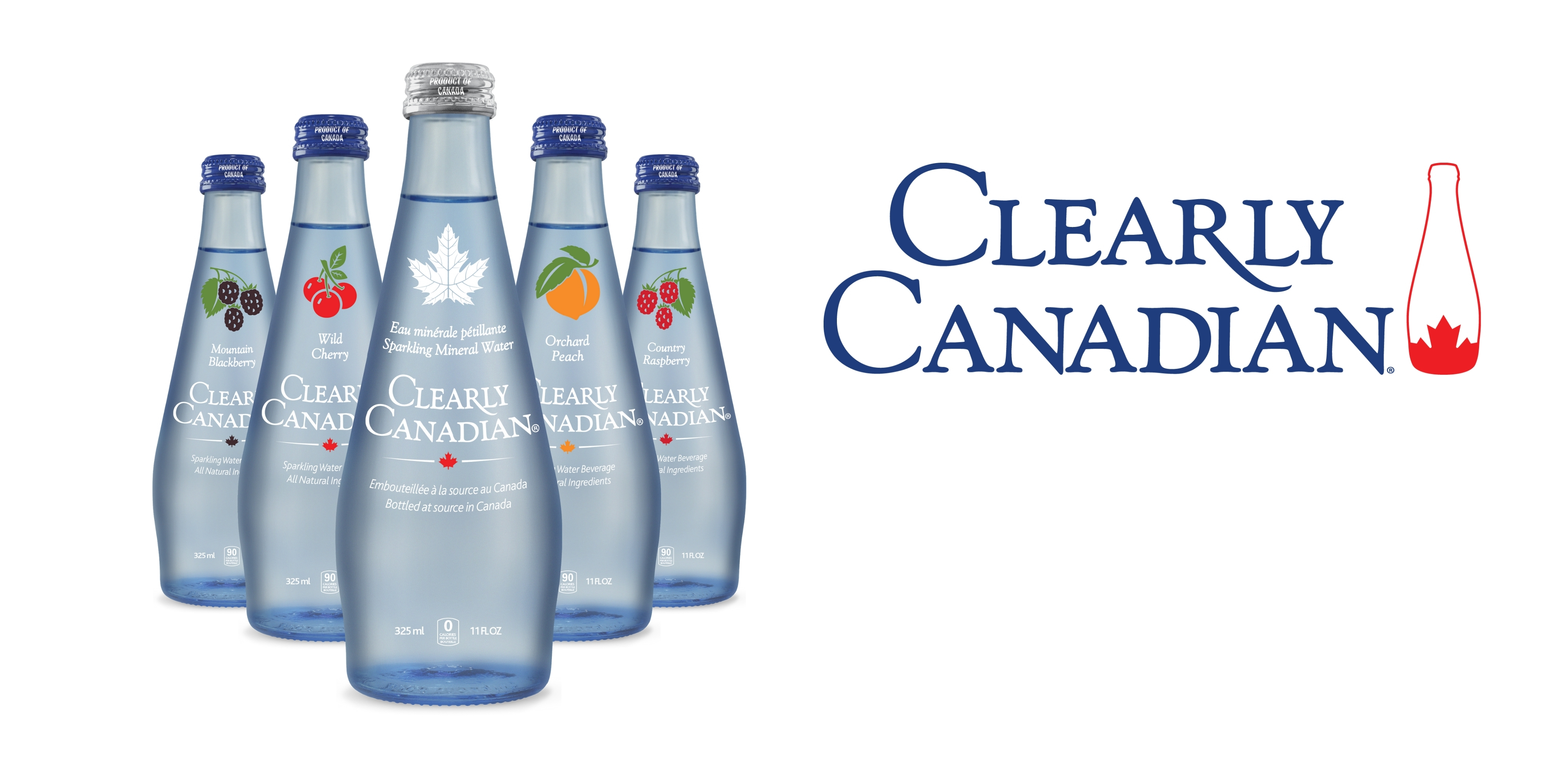Clearly Canadian Turnaround Surpasses 20 Million Bottles Shipped