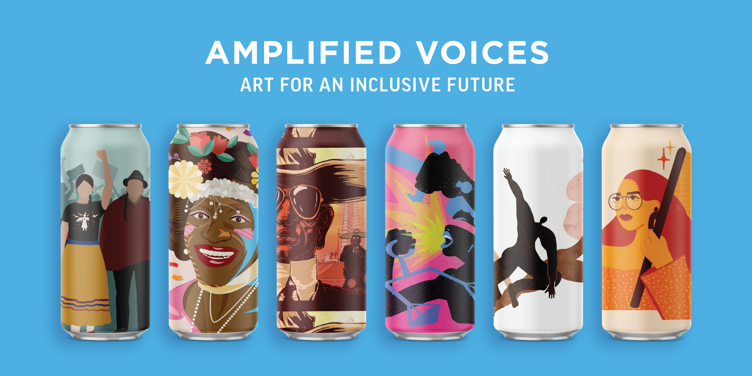 Collective Arts Introduces Amplified Voices Art Series