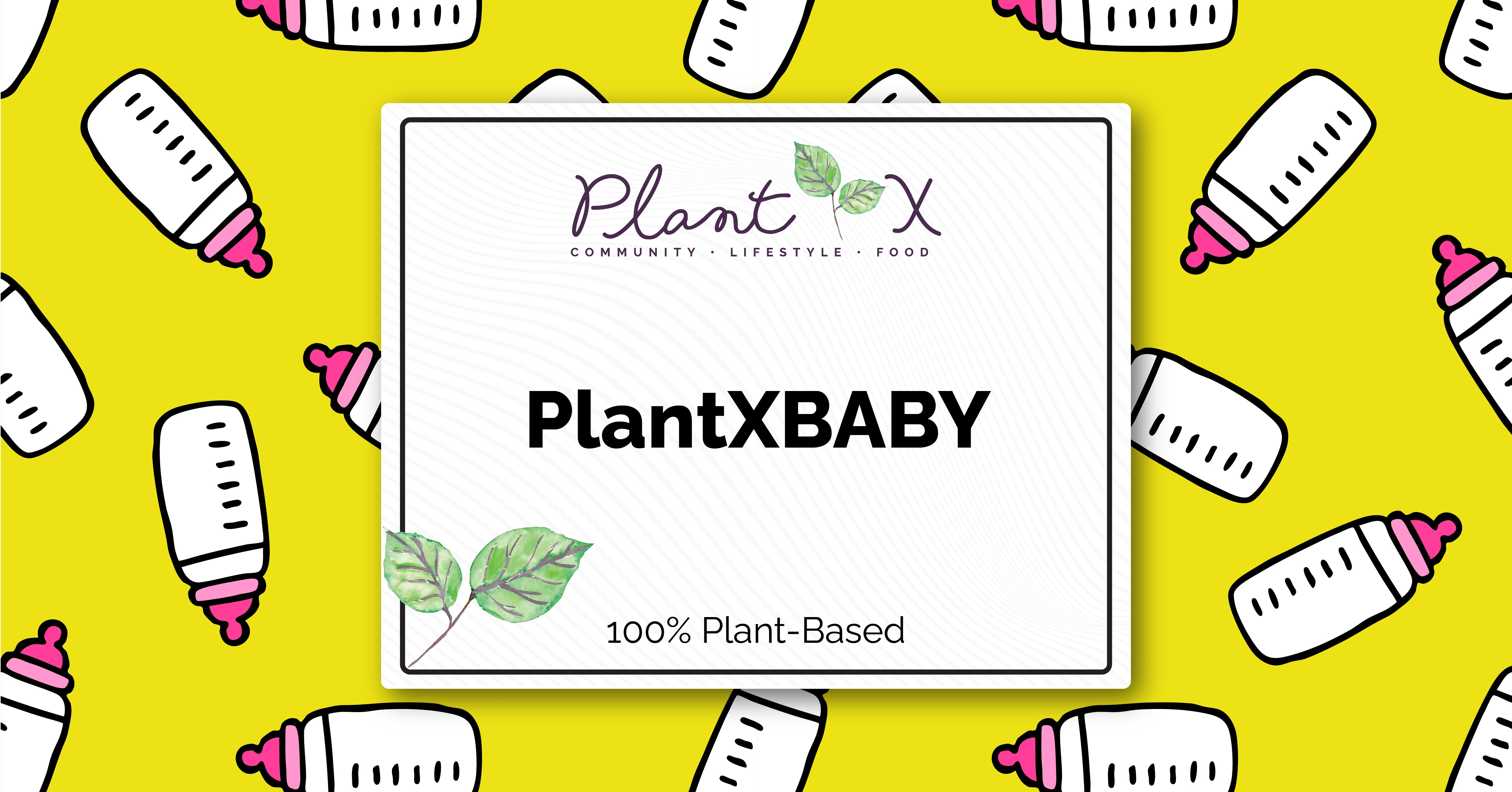 PlantX Launches Baby Products Vertical with Else Nutrition