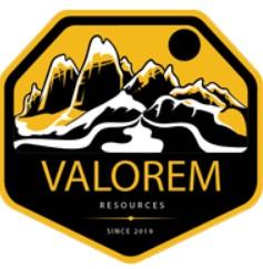 Valorem Announces Black Dog Lake Geography Program