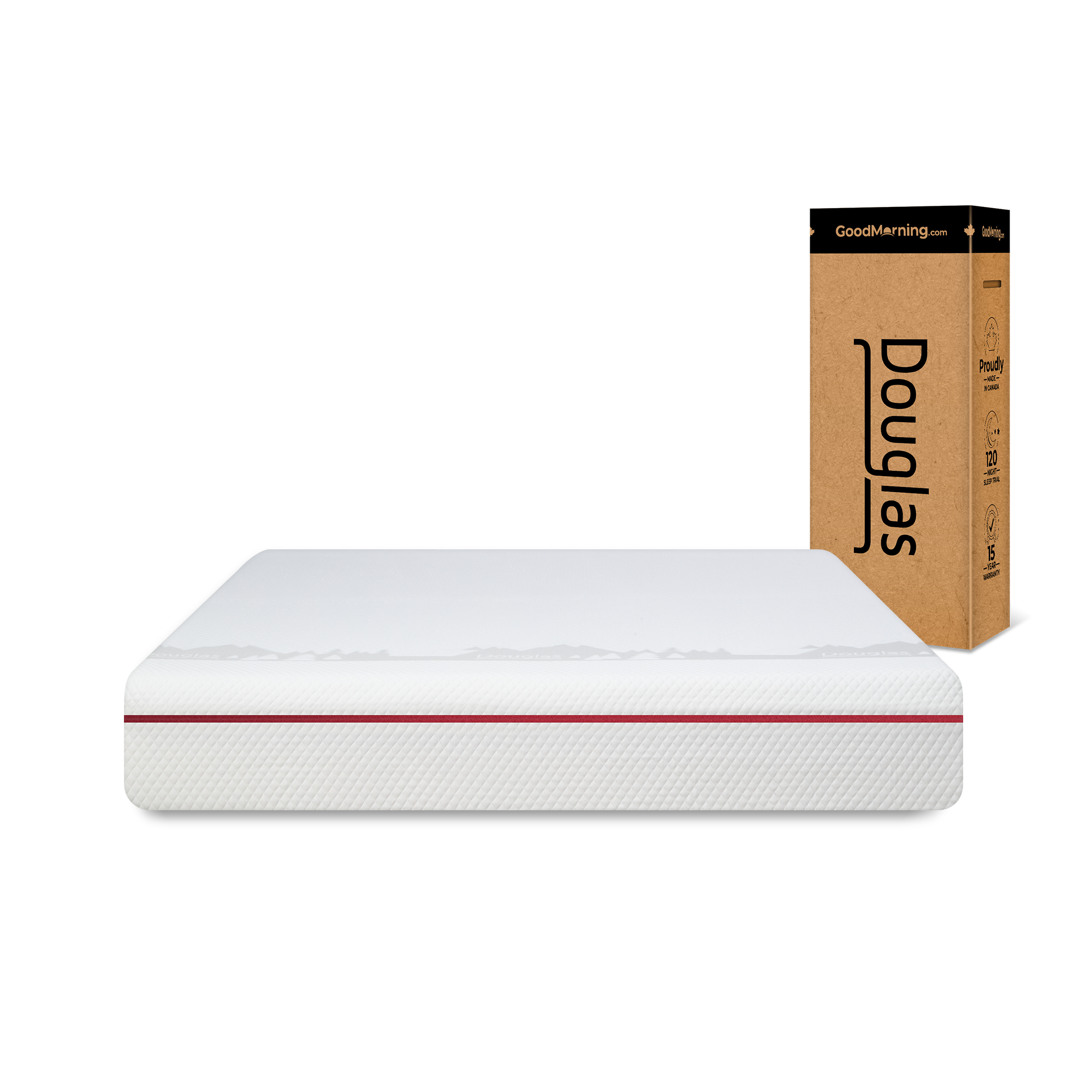 The Douglas Mattress by GoodMorning