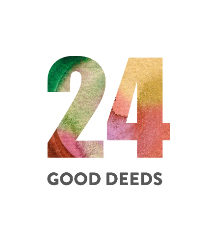 24 GOOD DEEDS Charity Advent Calendar – Now accepting applications for the 2021 Edition
