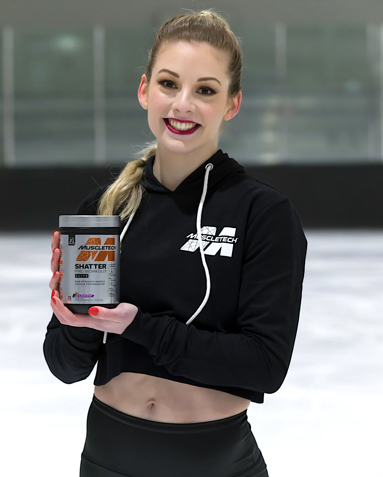 MuscleTech Announces Partnership With American Figure Skater Gracie Gold